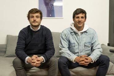 Àlex Pemán y Xavier Olaechea, cofundadores de Remotto