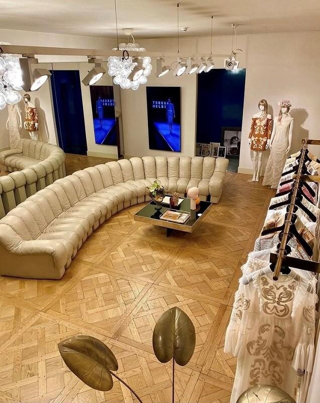 Showroom de Teresa Helbig en Barcelona