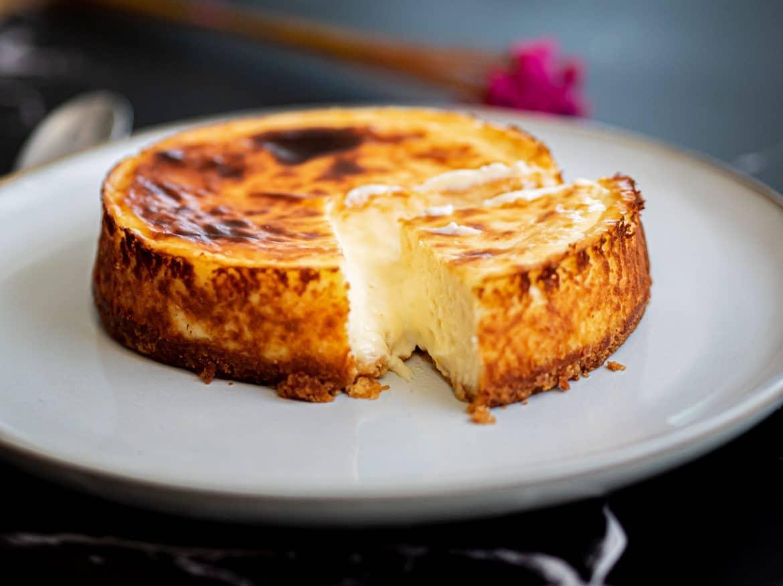 Jon Cake pastís formatge