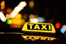 Servicio de taxi barcelona