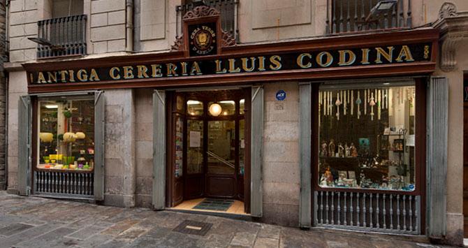Antiga Cerería Lluís Codina