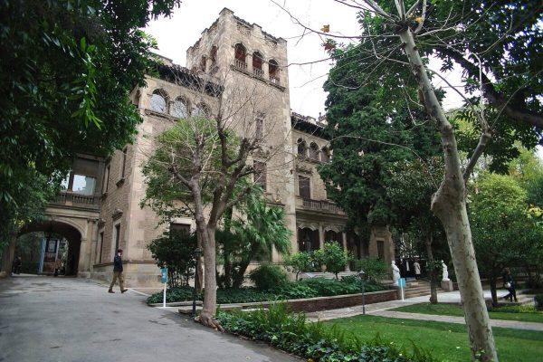 Edificio de la Fundación Julio Muñoz Ramonet - Vicente Zambrano González