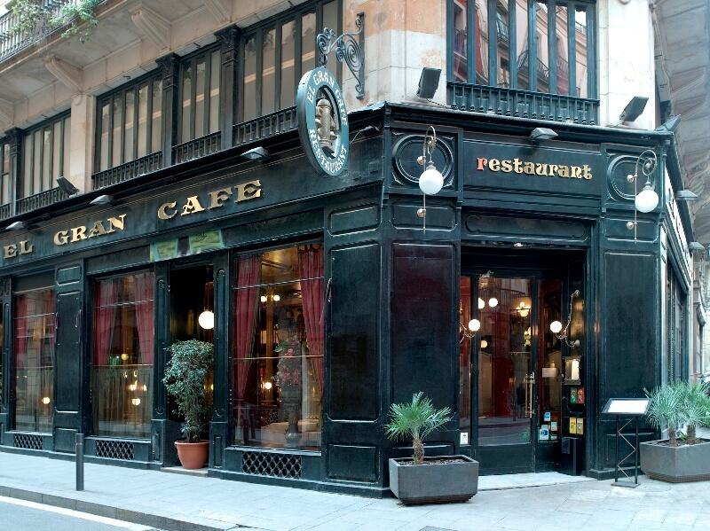 El Gran Café de Barcelona