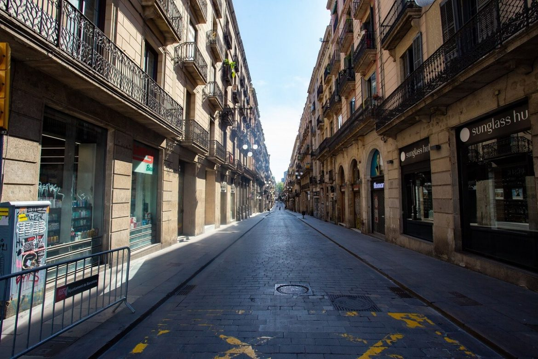 Carrer Ferran Barcelona