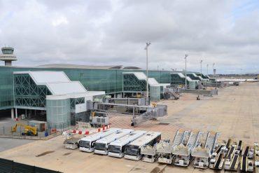 Aeropuerto El Prat T1