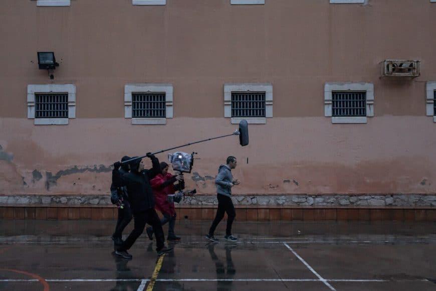 Exterior de la antigua prisión de Figueres. © Quim Vives