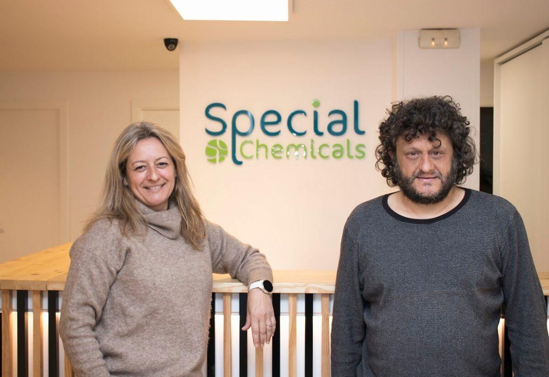 Special Chemicals Marta Aymi Gerdad Aymi