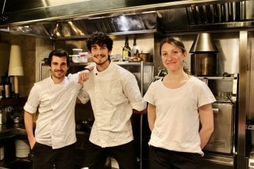 Giacomo Hassan cocinero Bodega Bonay