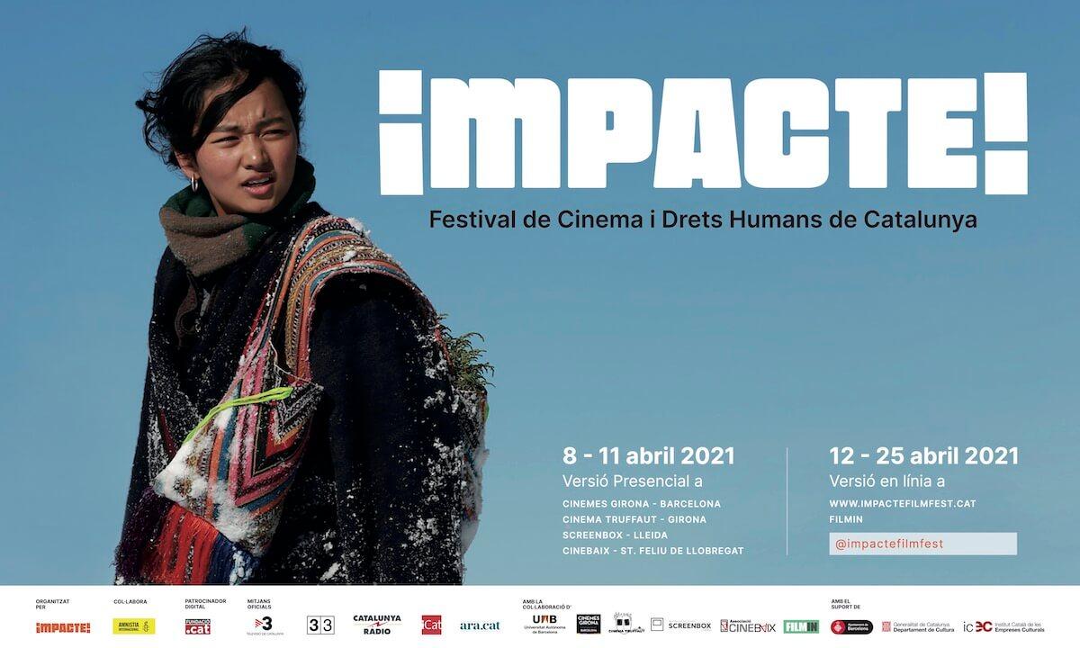 Impacte! primer festival de Catalunya de derechos humanos