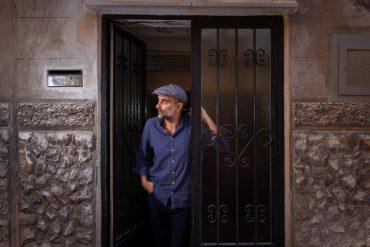 El cantautor mallorquín Joan Miquel Oliver