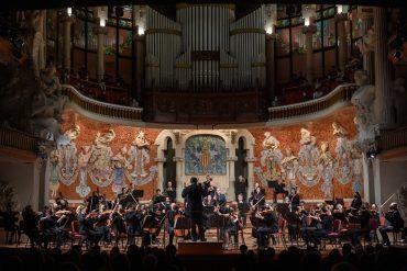 Mahler Chamber Orchestra Palau de la Música