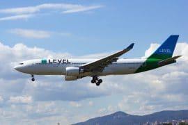 Avión Level