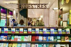 libreria Finestres