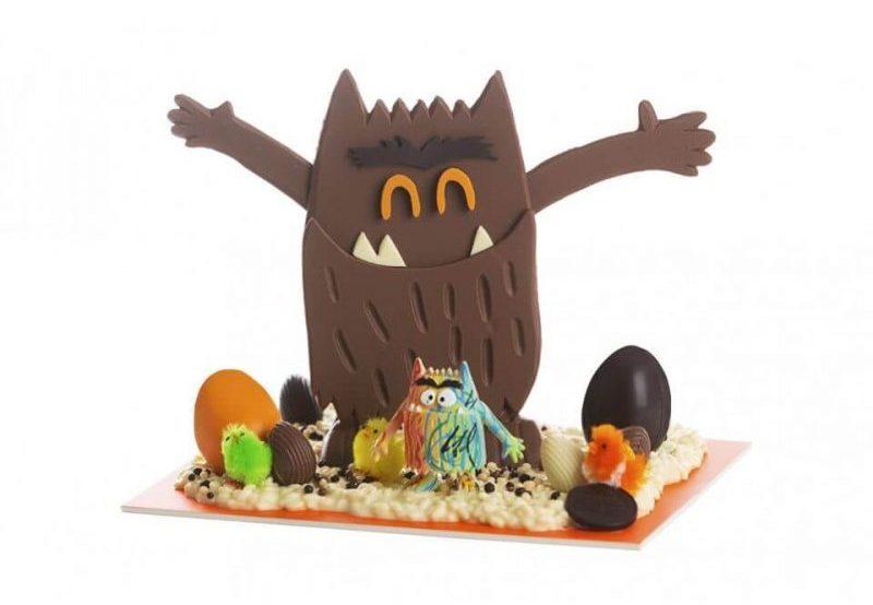 Mona de Pasqua monstruos Chocolat Factory