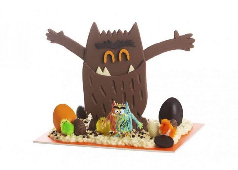 Mona Monstruo Chocolat Factory