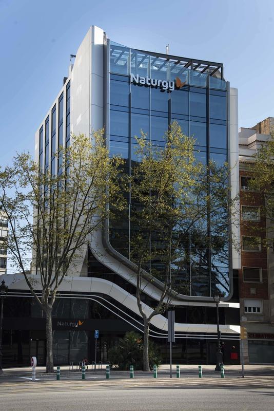Sede de Naturgy en Avenida Diagonal