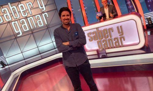 Alex Pamies y Jordi Hurtado en Saber y Ganar