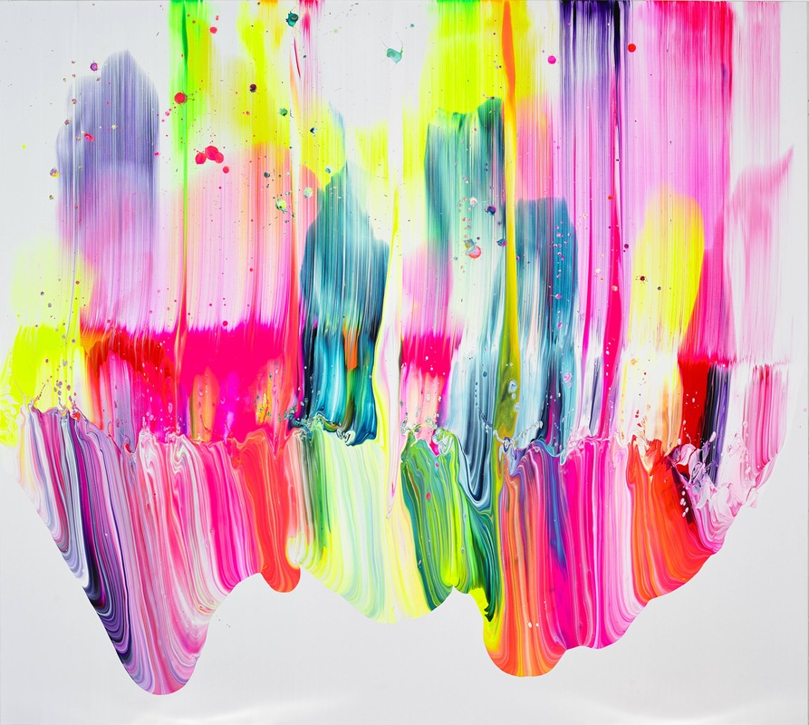 Técnica pintura Yago Hortal