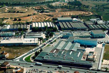 Fábrica del grupo Freudenberg en Parets del Vallès.
