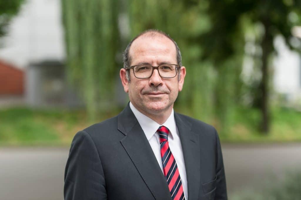 Jaume Cané, director de Freudenberg en el mercado español.