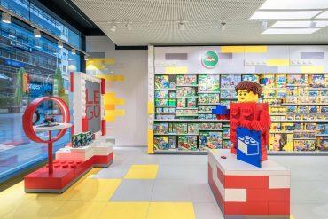 Tienda de la multinacional Lego