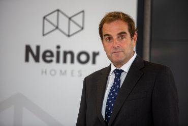 CEO Neinor, socio privado vivendas alquiler asequible en Barcelona