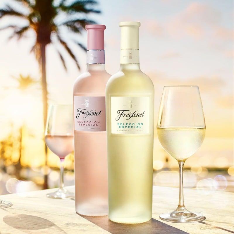 vinos marca Freixenet