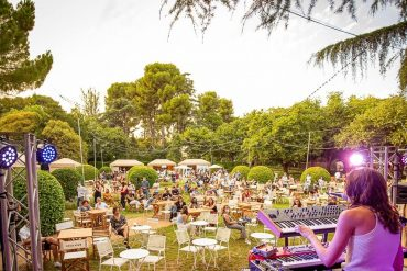 Festival Jardins Pedralbes