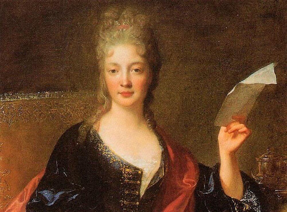 Elisabeth Jacquet de La Guerre.