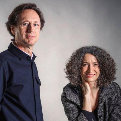Fermín Vázquez y Ana Bassat Estudio b720