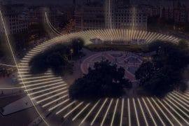 Llums Nadal Plaça Catalunya