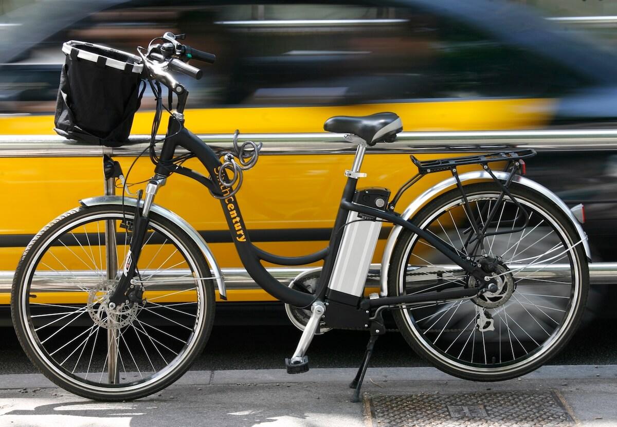 Bicicleta urbana Diputació Barcelona