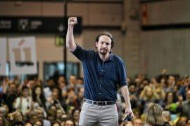 Pablo Iglesias político