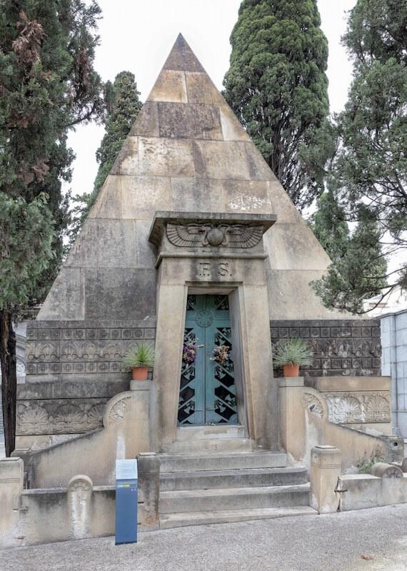 Panteó de Maria del Pilar Soler