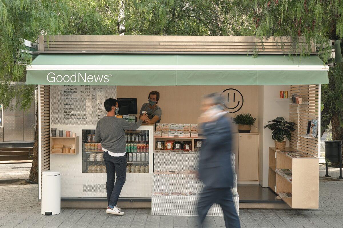 Quiosco GoodNews