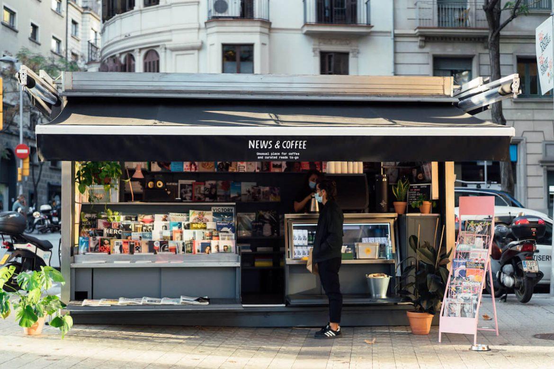 Quiosco News & Coffee