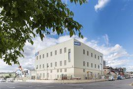 Fábrica de Saplex en Canovelles, Barcelona