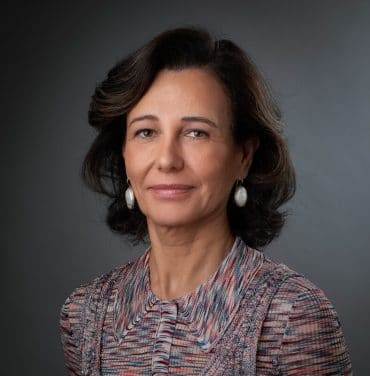 La banquera Ana Botín.