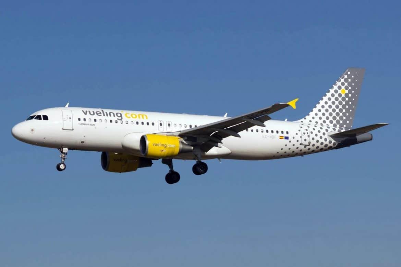 Avión Vueling