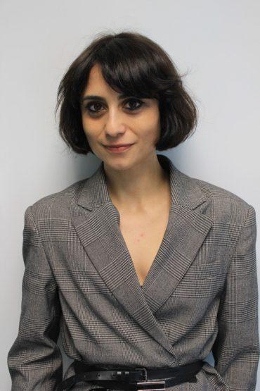 Sabina Iman, fundadora de Blink.
