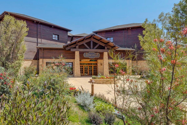 Edificio Creek Valley Hotel Colorado Creek PortAventura World