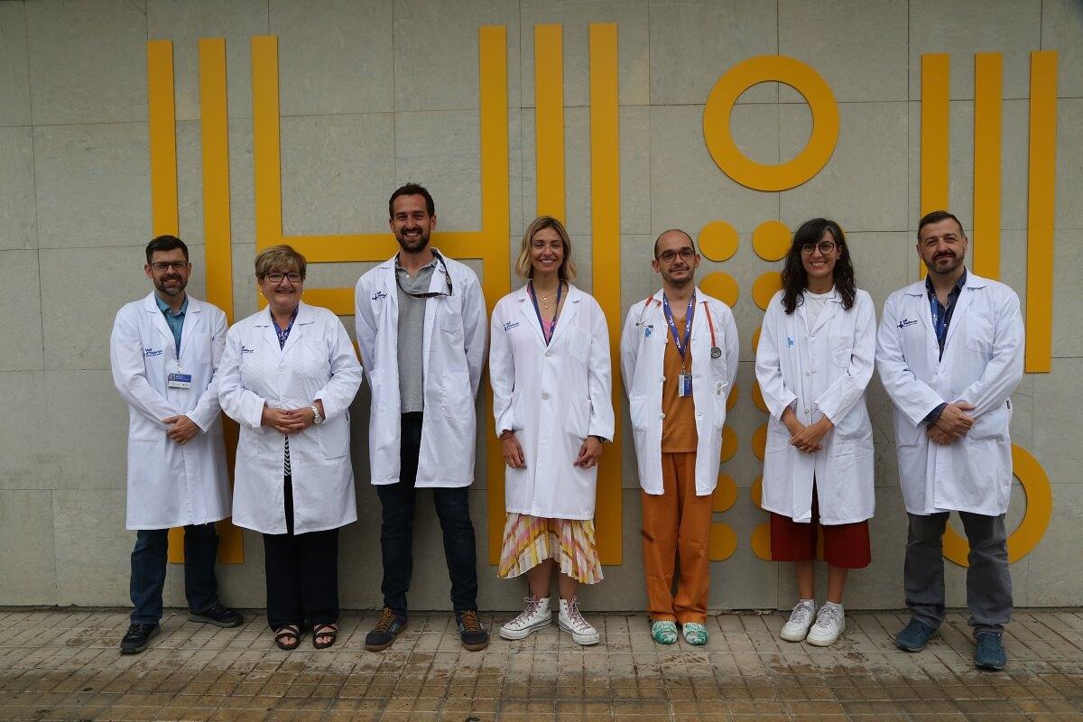 Equipo doctor Alberto Sandiumenge