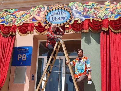 Exposición La Cubana