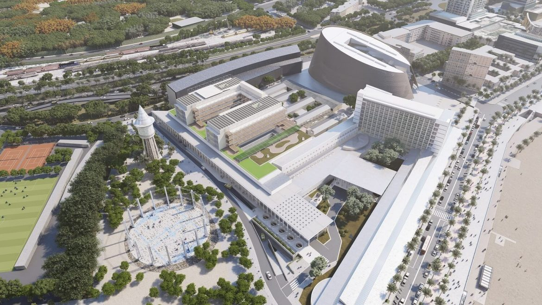 Hospital del Mar ampliació
