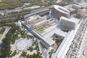 Nuevo edificio Hospital del Mar