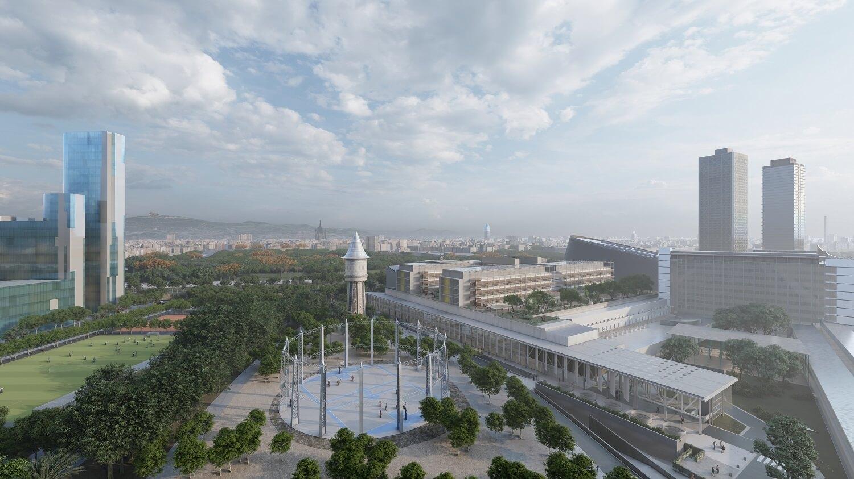 Hospital del Mar 2030
