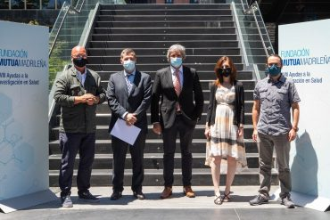Investigadores Catalunya apoyados por la Fundación Mutua Madrileña