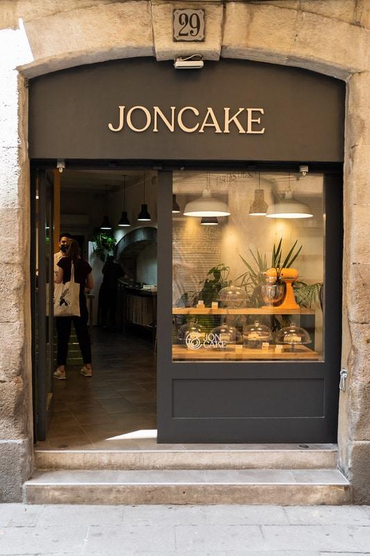 Tienda Jon Cake en el Born