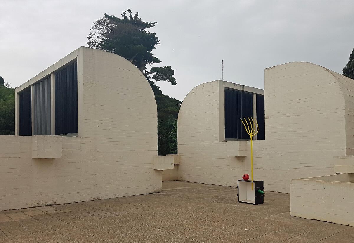 Lluernes Fundació Miró