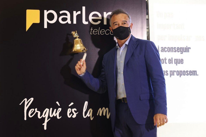 Pérez-Mas, Parlem Telecom